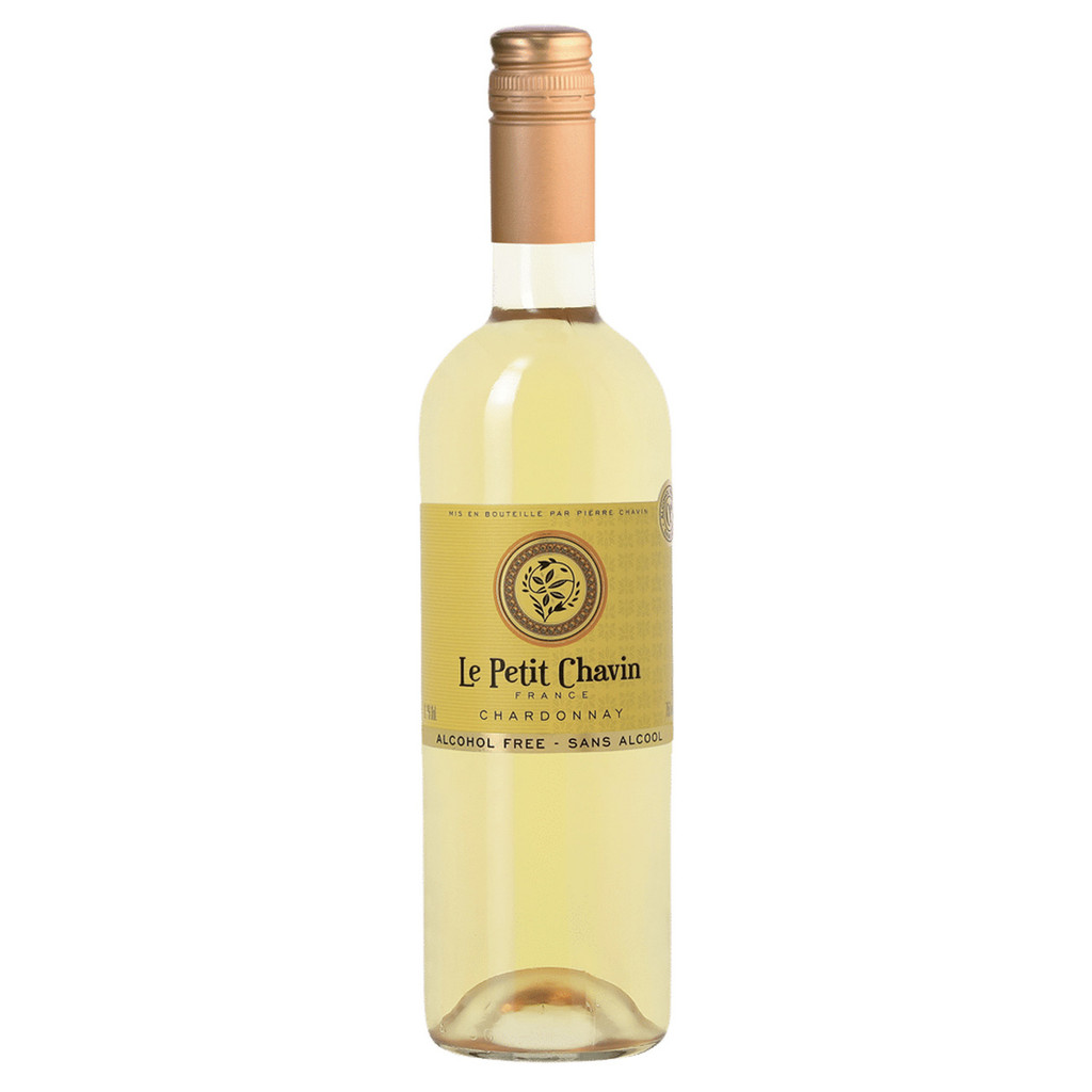 Le Petit Chavin Chardonnay Non-Alcoholic White Wine