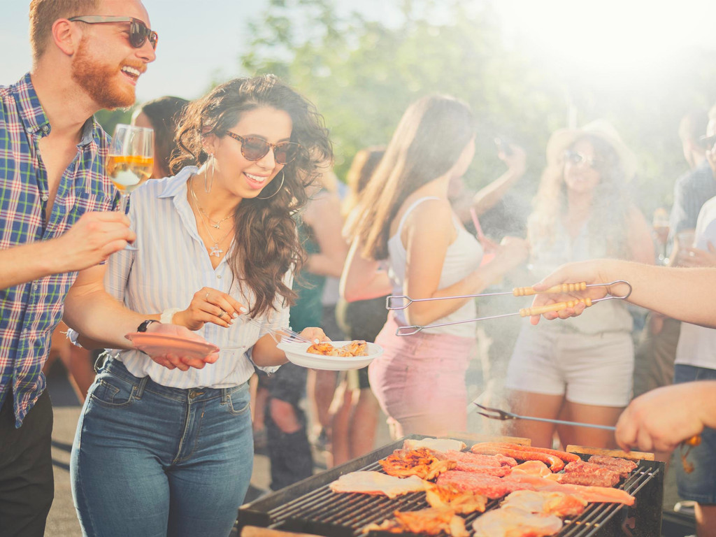 How to Throw an Alcohol-Free Barbecue