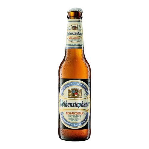 Weihenstephaner Non-Alcoholic Wheat Beer (Bavarian) 330 mL