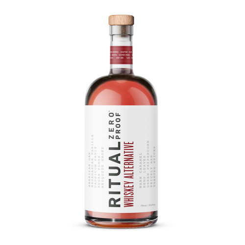Ritual Zero Proof Non-Alcoholic Whiskey (Free Shipping)