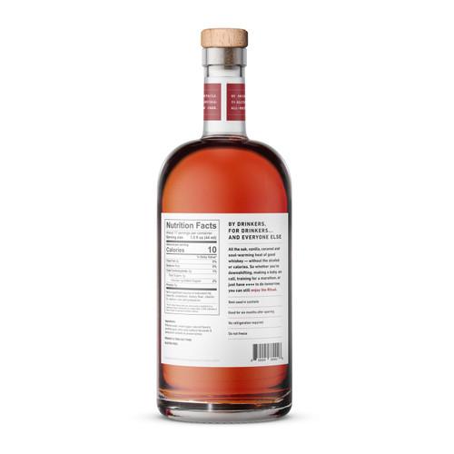 Ritual Zero Proof Non-Alcoholic Whiskey (Free Shipping)