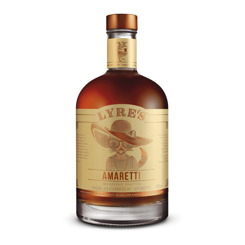 Lyre's Amaretti Non-Alcoholic Spirit (Free Shipping)