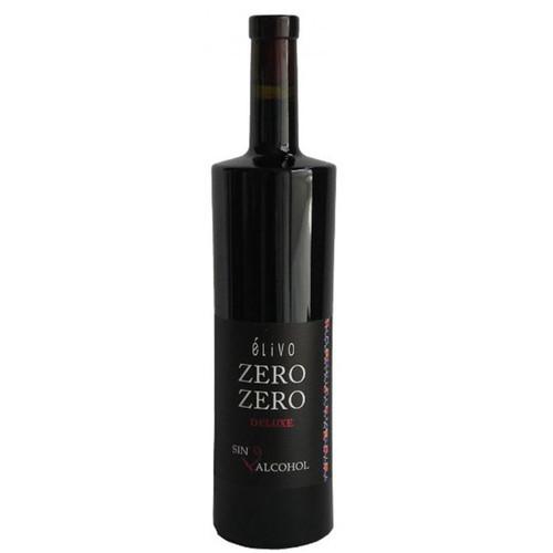Elivo Zero Zero Deluxe Red Non-Alcoholic Red Wine 750 mL