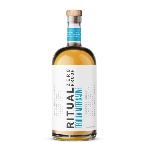 Ritual Zero Proof Non-Alcoholic Tequila (Free Shipping)