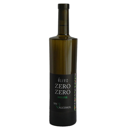 Elivo Zero Zero Deluxe White Non-Alcoholic White Wine 750 mL