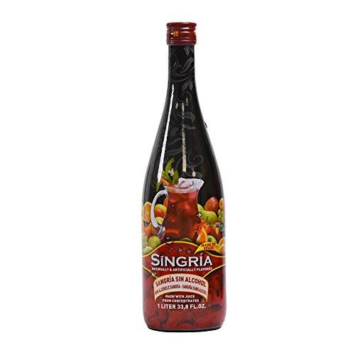 Espadafor Singria Non-Alcoholic Sangria Alternative