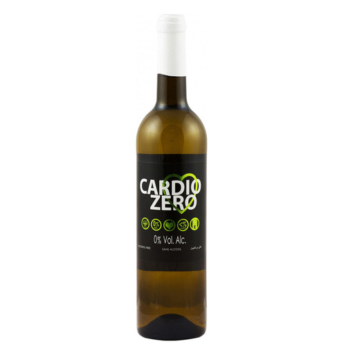 Elivo Cardio Zero White Non-Alcoholic White Wine 750 mL