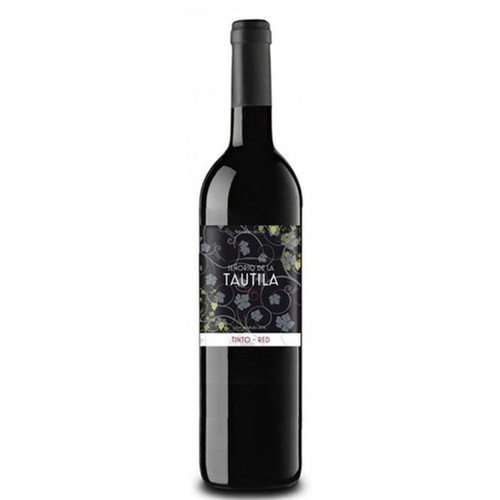 Senorio de la Tautila Tinto Non-Alcoholic Red Wine 750 mL