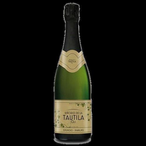 Senorio de la Tautila Espumoso Blanco Non-Alcoholic Sparkling White Wine 750 mL