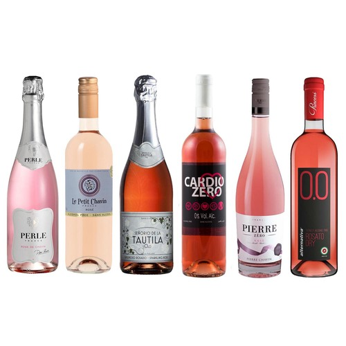 Rose Wine Assortment
