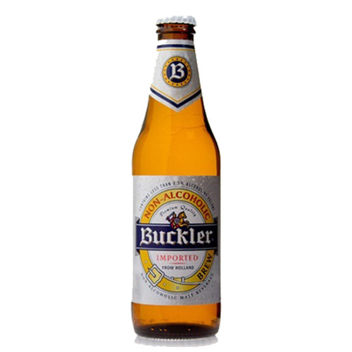 Buckler 355 mL Non-Alcoholic Malt Beer