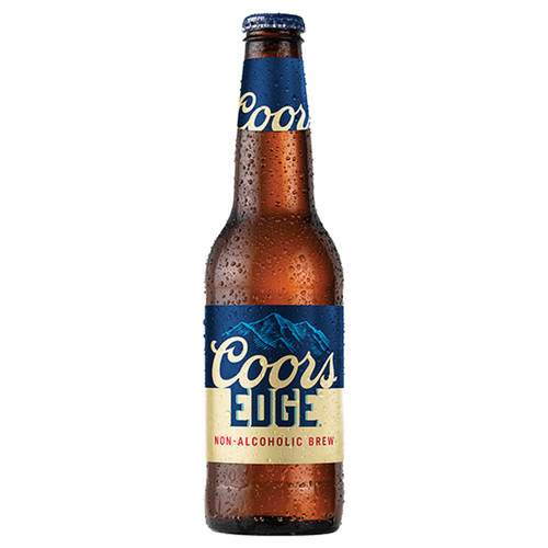 Coors Non-Alcoholic Malt Beer 355 mL