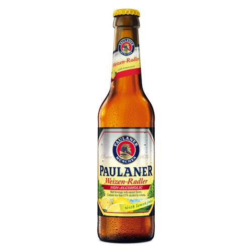 Paulaner Hefeweizen Non-Alcoholic Beer