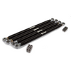 Polaris RZR Radius Rods Heavy Duty Aluminum Radius Rods.