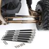 "(2017-20)Can Am X3 72"" Model Stock Replacement bolt on HD kitCan Am Maverick X3 XRS 72"" Model Radius Rods Heavy Duty Chromoly"