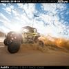 Polaris RZR - Race Cage - Action Shot - UTV Wolfpack