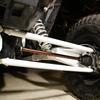 (2014-20)Polaris RZR XP1000 / Turbo Long Travel +3 HD Chromoly Radius Rods 1.25x.120 wall