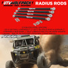 (2014-16)Polaris RZR XP1000 / Turbo Chromoly Heavy Duty Radius Rods 1.25x.120 Wall