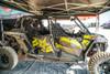 (2014-20)Polaris RZR XP1000 / Turbo 4 Seat Flat Top Cage (No Tail)