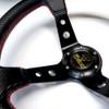 UTV Wolfpack Steering Wheel Carbon Fiber Deep Dish