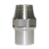 1.25x.120 wall Chromoly weld Bung Hex 5/8 18 thread