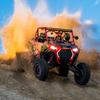 Polaris RZR Turbo-S - Action