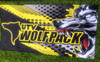 WOLFPACK RACE DIVISION TOWEL