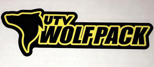 Wolfpack Sticker