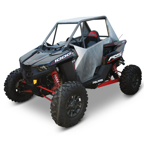 RS1 Race Cage - Side View - UTV Wolfpack