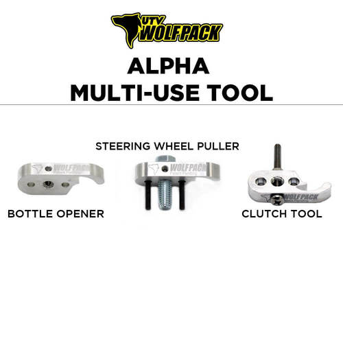 Alpha Mutli-Tool - Steering Wheel Puller
