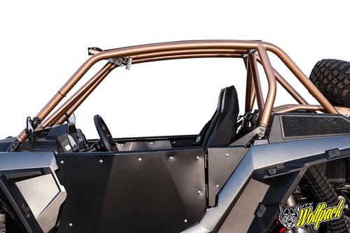 Polaris RZR Turbo S Radius Race (2) Seat