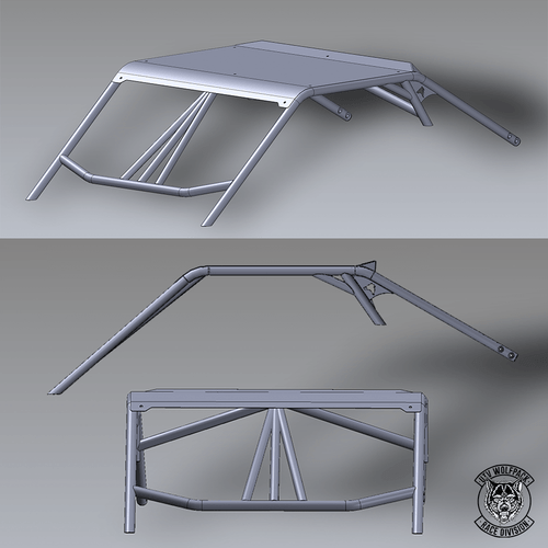 CAD Designed for perfect fitment