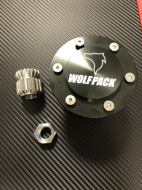 Steering Wheel Quick Release Hub