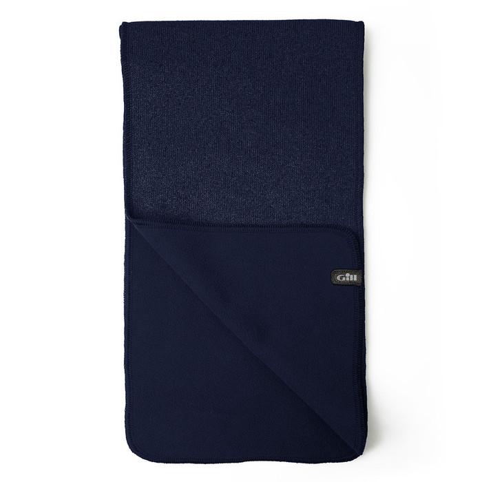 Knit Fleece Scarf - 1496-NAV06-1.jpg