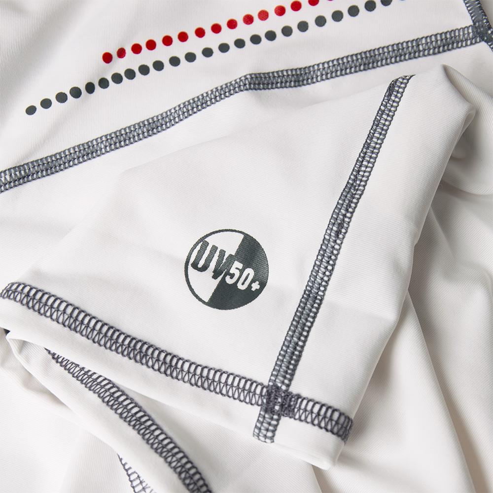 Men's Pro Rash Vest - Short Sleeve (2018) - 4431-WHI01-4.jpg