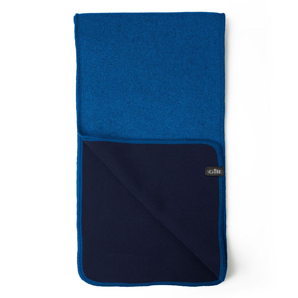 Knit Fleece Scarf - 1496-BLU01-1.jpg