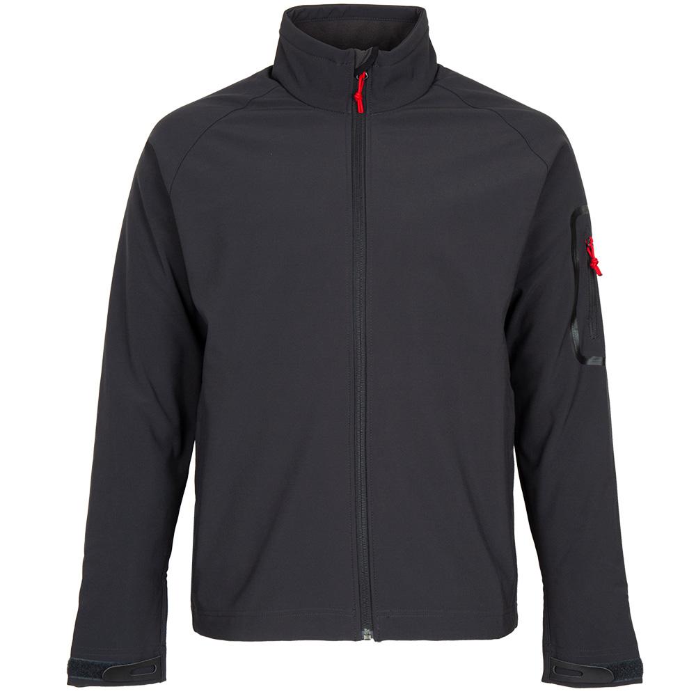 Men's Team Softshell Jacket (2018) - 1613-GRA01-1.jpg