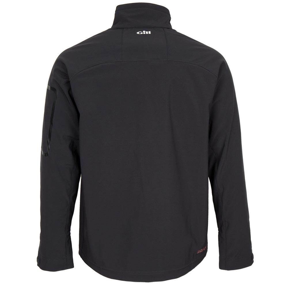 Men's Team Softshell Jacket (2018) - 1613-GRA01-3.jpg
