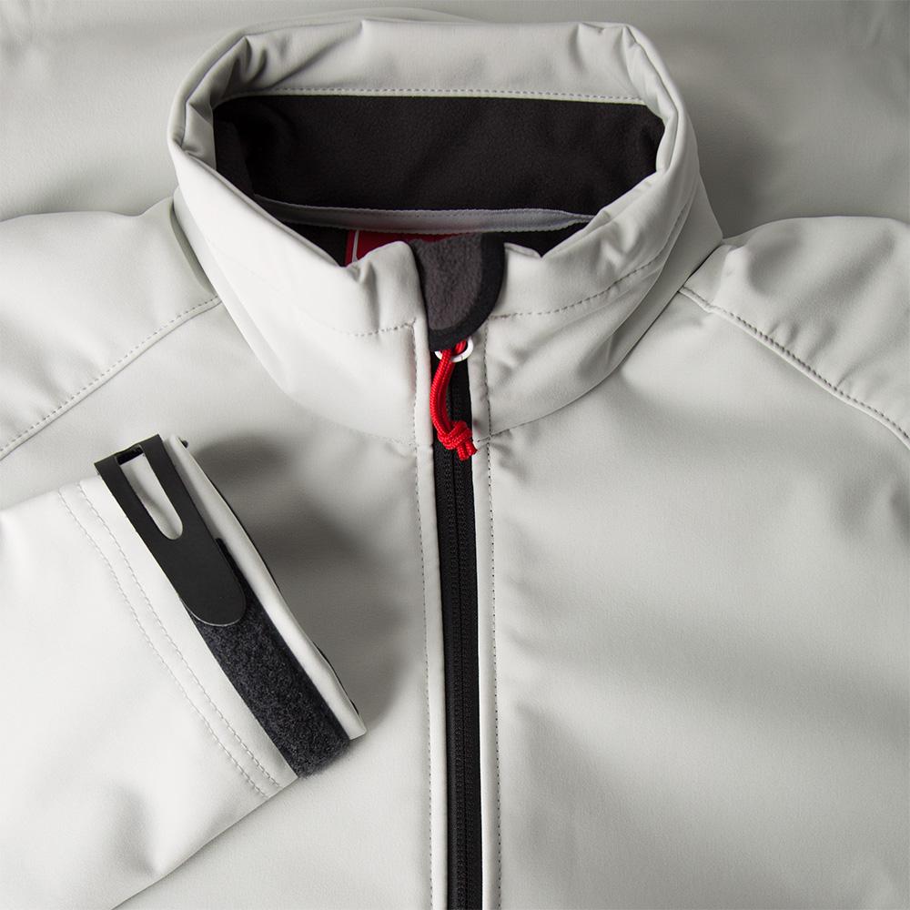 Men's Team Softshell Jacket (2018) - 1613-SIL02-4.jpg