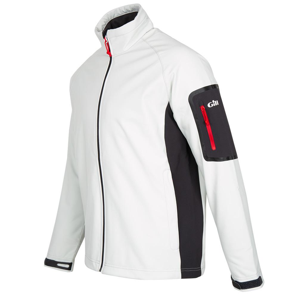 Men's Team Softshell Jacket (2018) - 1613-SIL02-2.jpg
