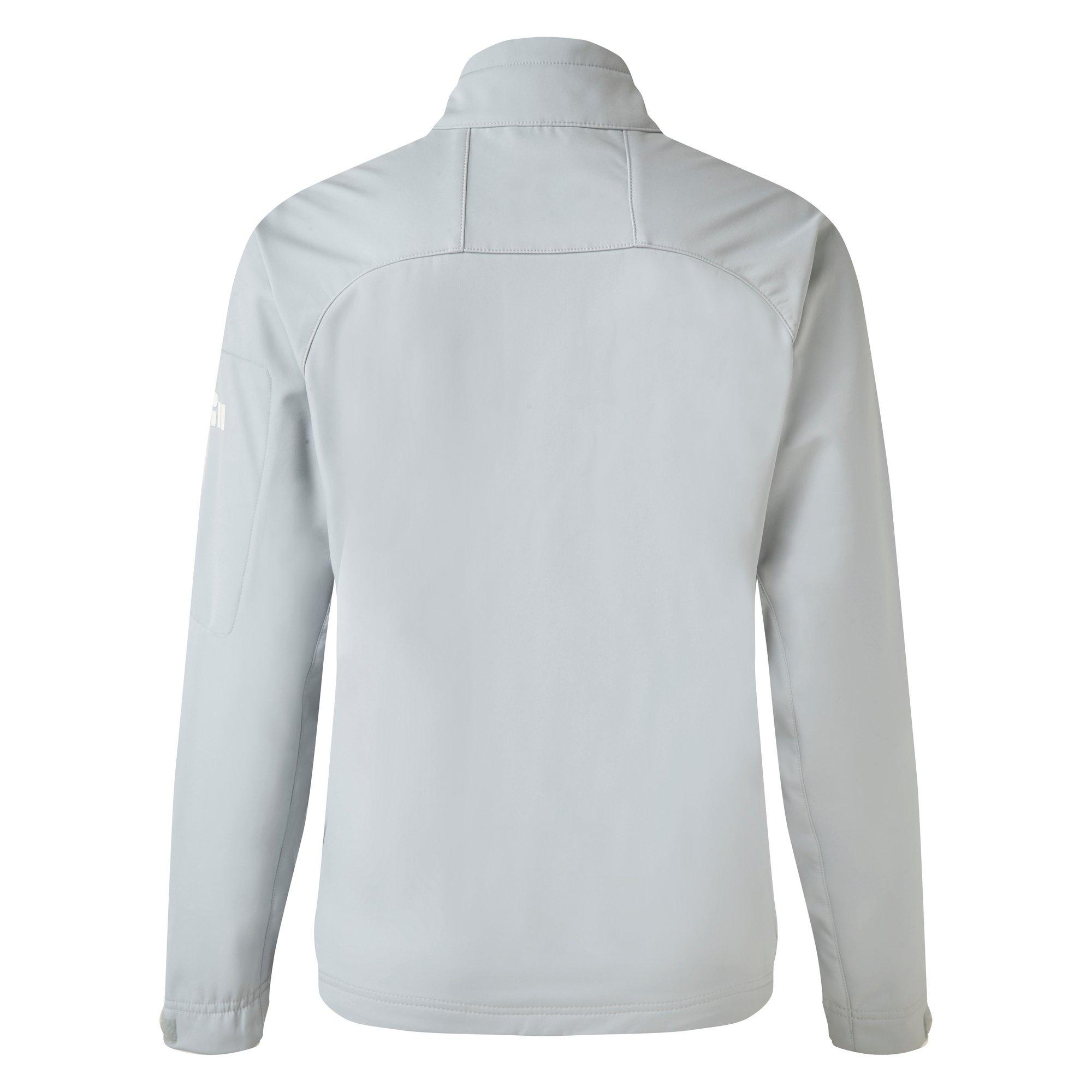 Women's Team Softshell Jacket - 1614W-GRE14-2.jpg