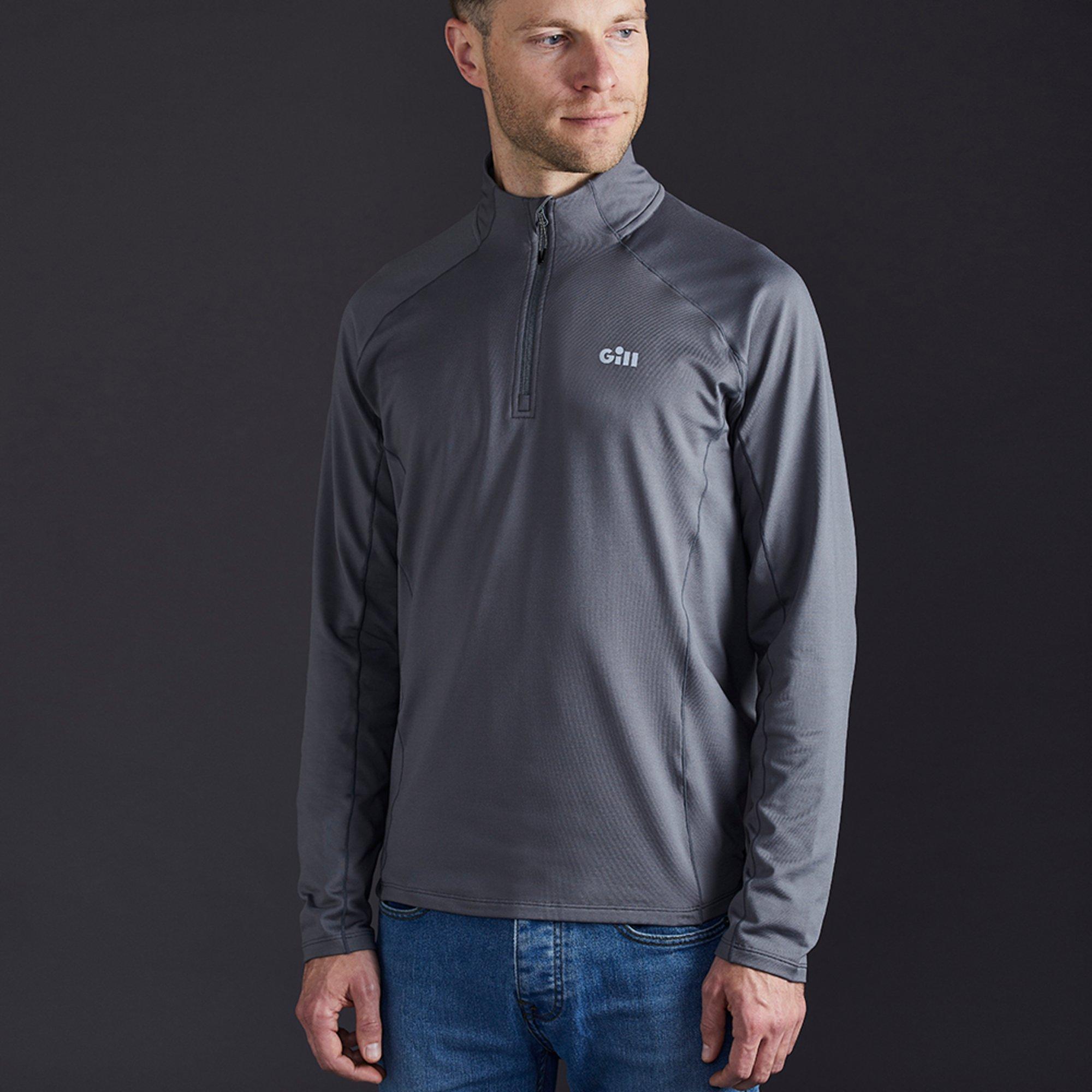 Men's Heybrook Zip Top - 1106-STE01_MODEL.jpg