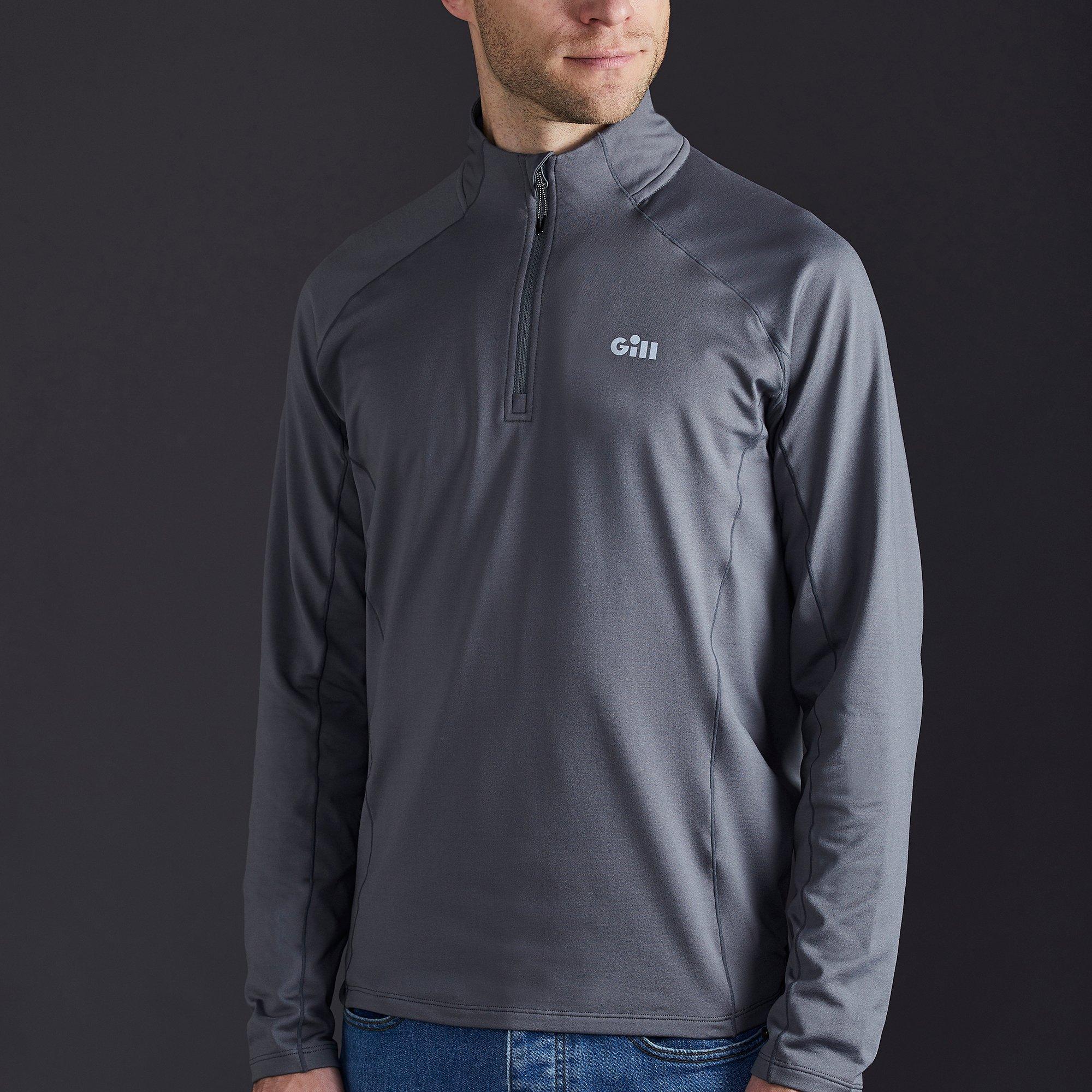 Men's Heybrook Zip Top - 1106-STE01-MODEL_1.jpg