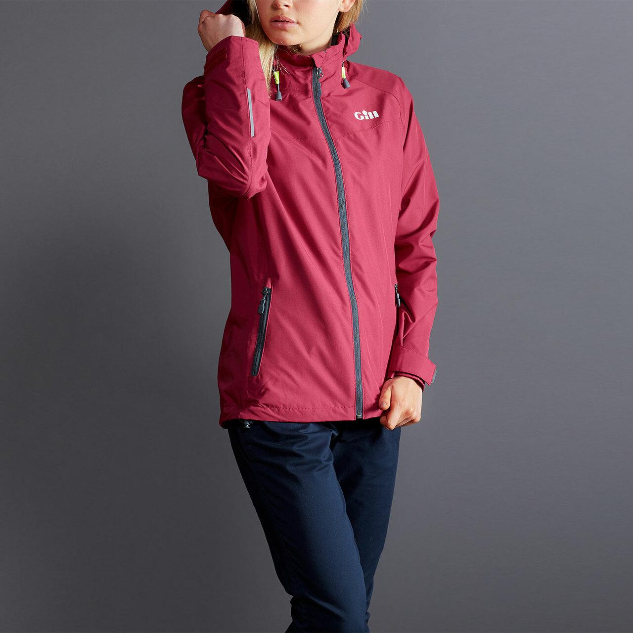 Women's Pilot Jacket - IN81JW-BER04-MODEL-1.jpg