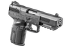 fn five seven angled left side view