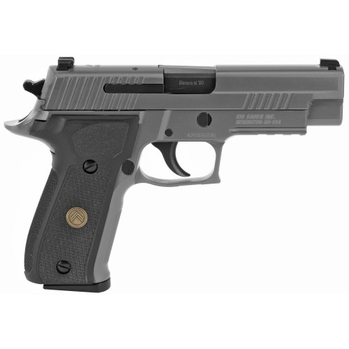 sig sauer 226 legion right side view