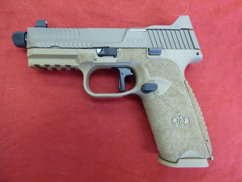 Agency Arms FN 509 Tactical FDE