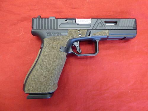 Agency Arms Glock 17 FDE/Black
