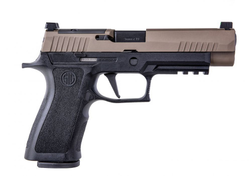 SIG SAUER P320 VTAC RIGHT SIDE VIEW