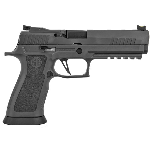 SIG SAUER P320 X5 LEGION RIGHT SIDE VIEW